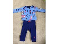 Joules Baby London Outfit, 3-6 Months