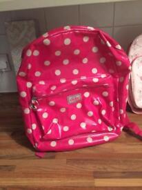 Cath kidson backpack