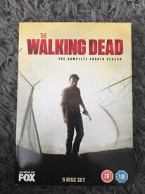 Walking dead season four complete