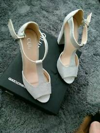 Lovely pair of quiz shoes size 5