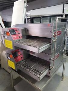 CONVEYOR PIZZA OVEN ELECTRIC