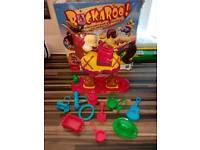 Buckeroo board game