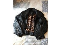 BLACK GUESS JACKET AS NEW