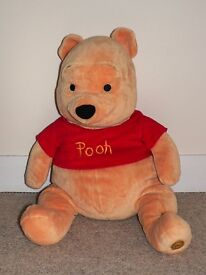 "Large Wine the Pooh 25""/64cm"