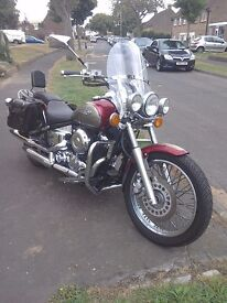 Yamaha Dragstar 650cc, Good Condition. Still up for sale due to tyre kicker and time waster