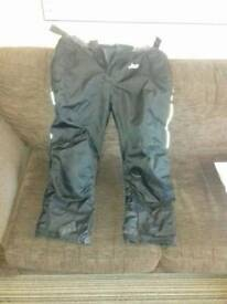 Motorcycle trousers J&S - large