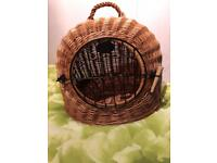 Cat / Small Dog Basket