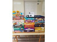 Various Board Games for sale x 12