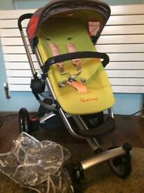 Quinny Buzz 4 Pushchair in Breen