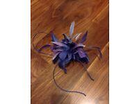 Fascinator Accessorize Purple Headband