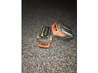 Hilti 36v li-ion 3.0 ah batteries x2 £40