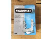 New - aerial wall fixing kit