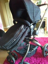 mothercare spin ***LIKE BRAND NEW*** pushchair