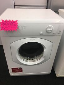 HOTPOINT 7KG VENTED TUMBLR DRYER