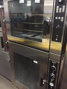 Doyon Convection Oven - Plus - w/ Steam
