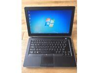 Dell Latitude E6330 laptop Intel 3.4ghz x 4 Core i5 3rd gen Processor with webcam and HDMI port