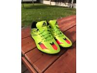 Messi AstroTurf Boots - size 1