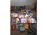 Teaching books / study guides / children's books