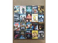 DVDs 20x Movies