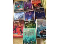 10 Adventure Island Books by Helen Moss