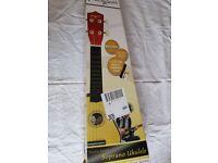 Martin Smith Soprano Ukulele [Brand New - Boxed] - Only £11 [Argos price £19.99]