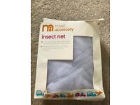 Insect net for pram/stroller/carrycot