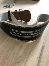 Bodymax Fitness Weightlifting Belt