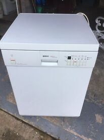 Bosch exxcel dishwasher