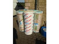 Insulation wool for sale 100mm, 150mm, 170mm, 200mm - sold pending collection