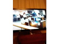 "LG 42"" TV Flat Screen HD with remote"