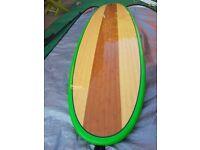 Hard indi Stand Up Paddleboards 11'6, Paddle & Bag