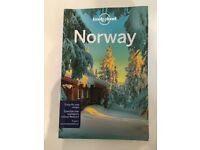 Lonely Planet Norway (Travel Guide) - 2015 (Good Condition)