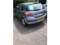Vauxhall Astra 1.8 auto silver