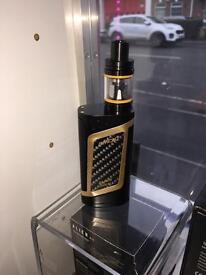 Smok Alien 220W Mod Kit GOLD with TFV8 Baby Beast Tank E-CIG NEW GENUINE