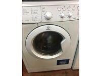 Indesit washer machine dryer 6kg 1200 spin