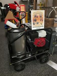 Boss Global Power Washer - Variable Pressure Control - Warranty Included - Only $4,998!
