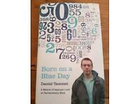 Born on a Blue Day Book