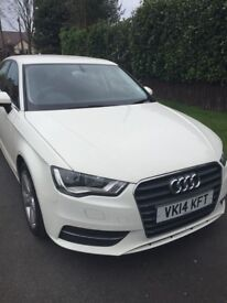 Audi A3 - 2014 - 61000miles - One previous owner - Great condition