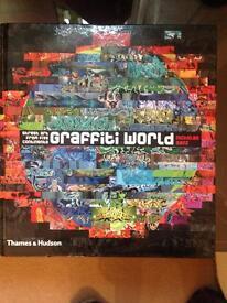 GRAFFITI WORLD BOOK £5