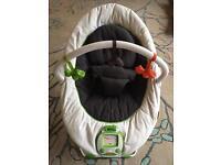 Mamas & Papas baby bouncy chair