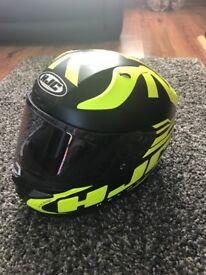 HJC Rpha 11 motorbike helmet 60 large as new condition £150