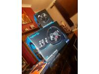 Logitech DRIVING FORCE RACING WHEEL for PC and Playstation