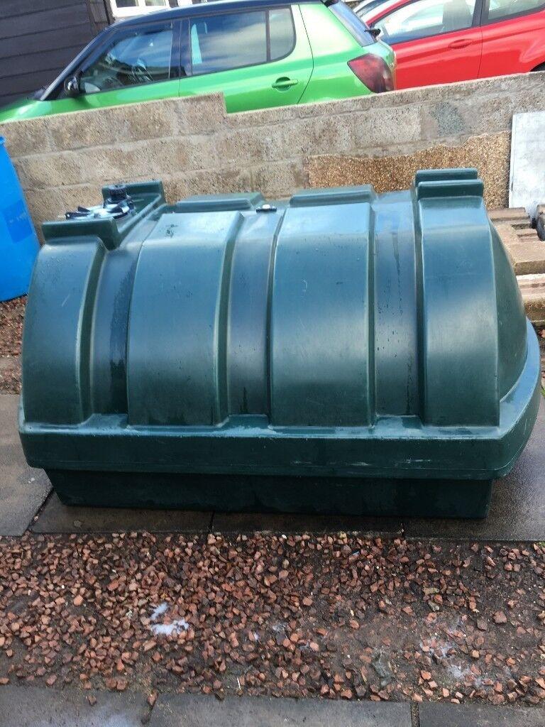 titan heating oil tank 1250 litres | in Hamilton, South Lanarkshire ...
