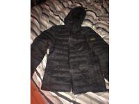 Men's Black Barbour Jacket size M RRP £140