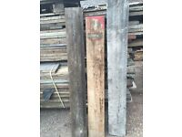 Scaffolding Boards - Large Quantity
