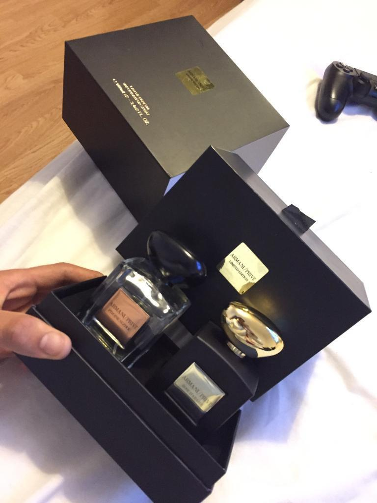 Men's Armani Prive gift set RRP £420 limited edition