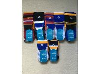 Stance NBA socks. Loads available. Nike air Jordan adidas skate basketball football
