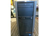 HP ProLiant ML310 G5p 1 x Quad-Core Xeon 2.40GHz 8GB RAM Tower Server - Harrow