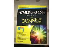 HTML AND CSS3 FOR DUMMIES
