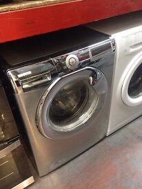 HOOVER 11KG WASHING MACHINE CHROME RECONDITIONED